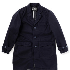 bal - CHESTER FIELD COAT