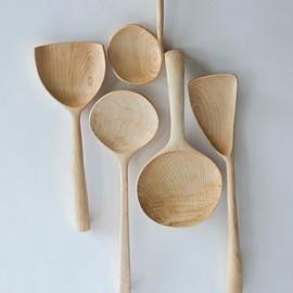 Joshua Vogel - kitchen tools 白木