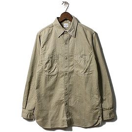 orslow - WORK SHIRT (CHINO)