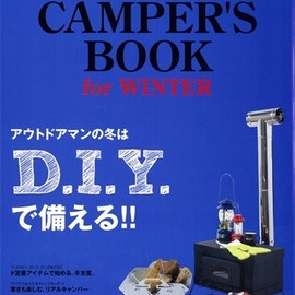 三栄書房 - THE CAMPER'S BOOK for WINTER