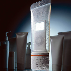 Nova - Shower Gel iPod Speaker