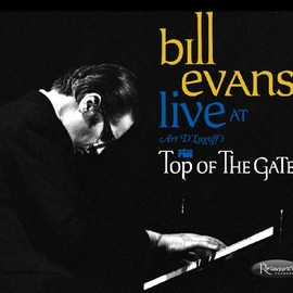 Bill Evans - ライブ・アット・トップ・オブ・ザ・ゲイト (Live at Top of the Gate) [2CD] [日本語帯・解説付/輸入盤]