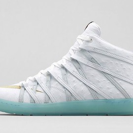 Nike - Nike KD 7 Lifestyle White/Ice Blue.