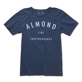 Almond Surfboards & Designs - FINE SURFING BOARDS T-SHIRT