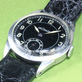 Lecoultre - Round Style