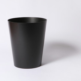MARGARET HOWELL, SAITO WOOD - WOODEN BUCKET S BLACK