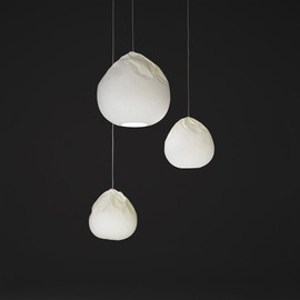 Nendo - Washi lamps