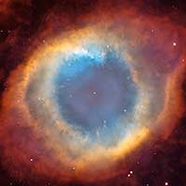 Hubble and the Cerro Toledo Inter-American Observatory - Helix Nebula(通称:神の眼)
