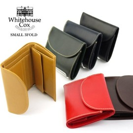 Whitehouse Cox | S7660 3FOLD WALLET / HOLIDAY LINE 2016