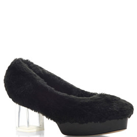 SIMONE ROCHA - Shearling Pumps