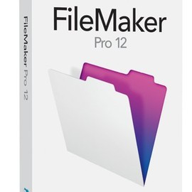 FileMaker - FileMaker Pro 12 Single User License