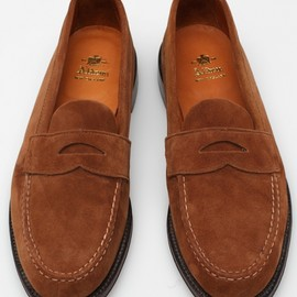 Alden - Unlined Penny Loafer