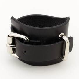 moussy - 【moussy】LEATHER CUFF