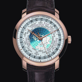 Vacheron Constantin - Patrimony Traditionnelle World Time