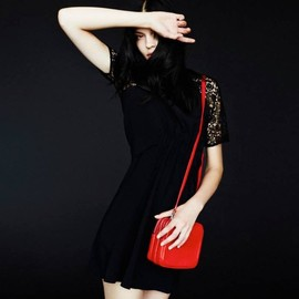 A.L.C. - A.L.C. Lace-Sleeve Rakim Dress