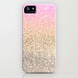 Society6 - GATSBY PINK iPhone & iPod Case