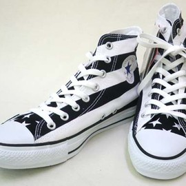 CONVERSE - ALL STAR STARS & BARS HI(MONO)