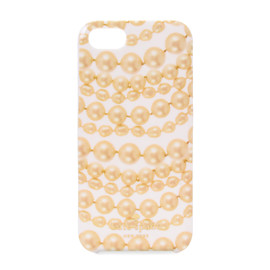 kate spade NEW YORK - RESIN IPHONE CASE PEARLS