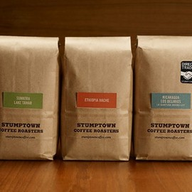 Stumptown Coffee Roasters - House Blend