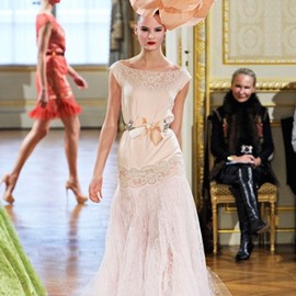 Alexis Mabille - spring 2012
