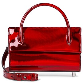 Christian Louboutin - Paloma Small patent leather shoulder bag