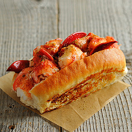 Luke's lobster - Lobster roll, us