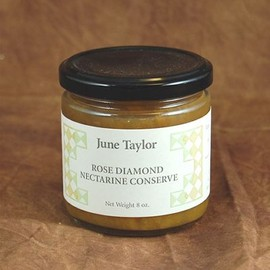 June Taylor - Rose Diamond Nectarine Conserve