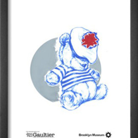 Brooklyn Museum - Jean Paul Gaultier Teddy Bear Print
