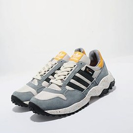 adidas originals - ZX500 Trail - Slate Grey/White