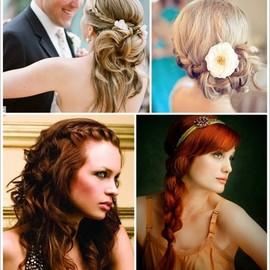 hair - wedding hair