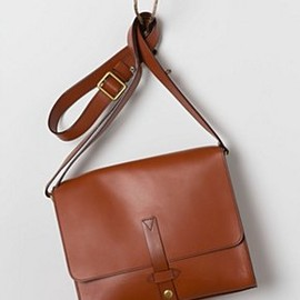 Anthropologie - Duane Street Messenger Bag