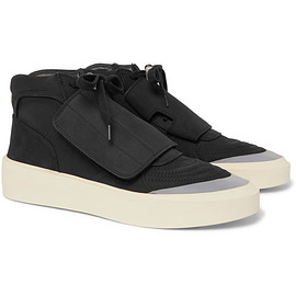 Fear of God - Brushed-Suede High-Top Sneakers
