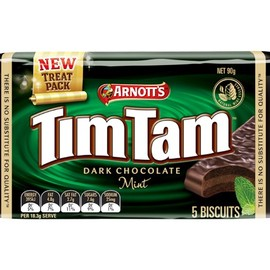 Arnott's - Tim Tam Dark Chocolate Mint