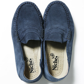 Niche. - suede loafer shoes