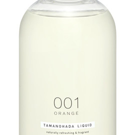 TAMANOHADA - LIQUID 001 ORANGE