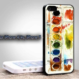color palete For Apple Phone, IPhone 4/4S Case, IPhone 5 Case, Cover Plastic