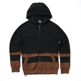 COMME des GARCONS HOMME PLUS - Zip Up Breach Parka
