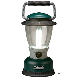 Coleman - Coleman Rugged Battery Powered Lantern (Family Size)