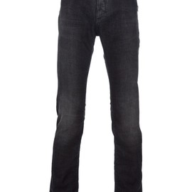 Neil Barrett - Slim Fit Black Jean
