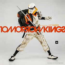 ThreeA - 1/6 Lost Star Warrior TK DIRTY Sargent ダーティー
