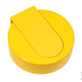 ABITAX - Table Ashtray (yellow)