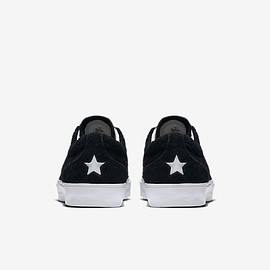 Converse Cons - One Star Classic Court Pro Black/White