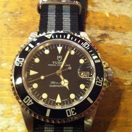 TUDOR - SUBMARINER