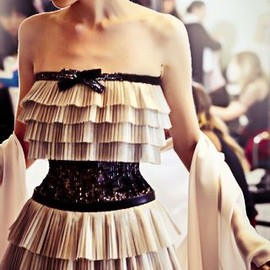 CHANEL - Chanel Haute Couture Spring 2014