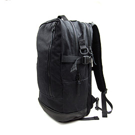DSPTCH, 3sixteen - Daypack - 3sixteen Special Edition Waxed Canvas - Black