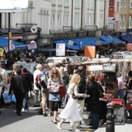 London - Portobello Market