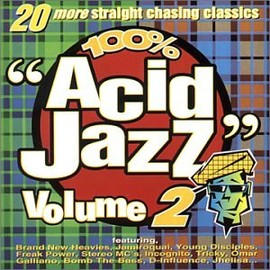 Various Artists - 100% Acid Jazz Vol.2