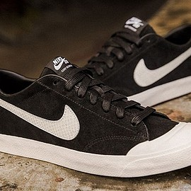 NIKE SB - Zoom All Court CK - Black/White