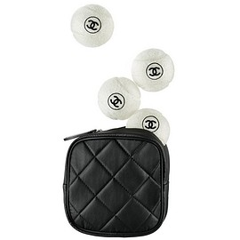 CHANEL - tennis balls and bag