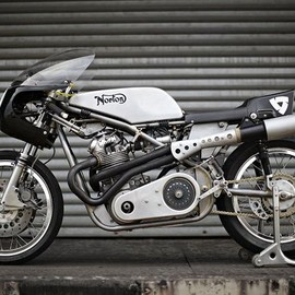 SEELEY NORTON 750 - Norton 750